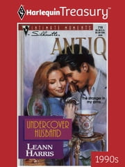 Undercover Husband ebook by Leann Harris