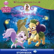 Palace Pets: Bayou Keeps the Beat: A Princess Adventure Story - A Disney Read-Along ebook by Disney Book Group