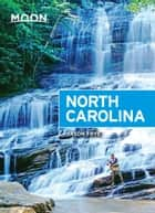 Moon North Carolina ebook by Jason Frye