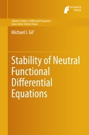 Stability of Neutral Functional Differential Equations