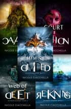 Astoran Asunder, the Complete Series ebook by Nicole Ciacchella