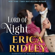 Lord of Night audiobook by Erica Ridley