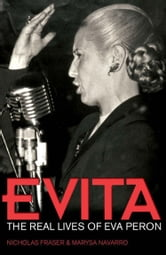 Evita ebook by Nicholas Fraser,Marysa Navarro