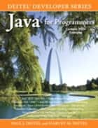Java for Programmers ebook by Harvey M. Deitel, Paul Deitel