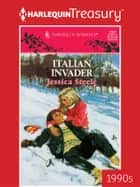 Italian Invader ebook by Jessica Steele