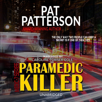 Paramedic Killer audiobook by Pat Patterson