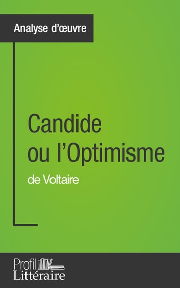 a freudian analysis of voltaires candide Candide: ou, l'optimisme (1759) is one of the renown works and later works by voltaire the literary piece is acknowledged as one of the author's most insightful spoofs on the world's state the composition of this novel took place after two earth quakes which hit.