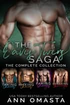 The Davis Twins Saga: Books 1 - 4 - Taking Chances, Making Choices, Faking Changes, and Breaking Challenges ebook by Ann Omasta