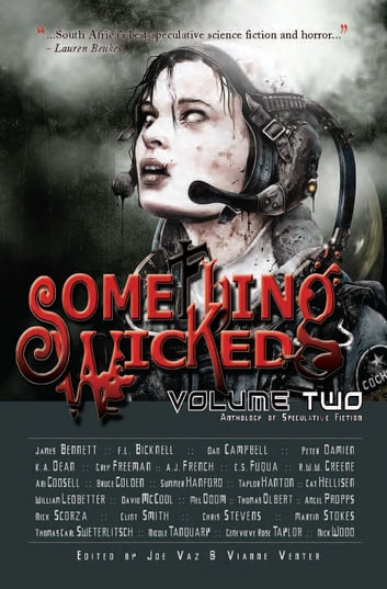 Cover of Something Wicked Anthology Volume Two featuring Promises by Gray Williams