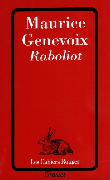 Raboliot ebook by Maurice Genevoix