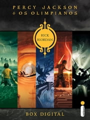 Box Percy Jackson e os Olimpianos ebook by Rick Riordan