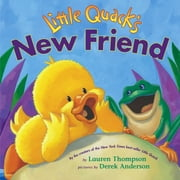 Little Quack's New Friend ebook by Lauren Thompson,Derek Anderson