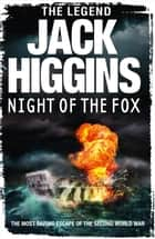 Night of the Fox ebook by