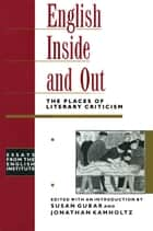 English Inside and Out ebook by Susan Kamholtz Gubar