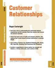 Customer Relationships: Sales 12.9 ebook by Cartwright, Roger