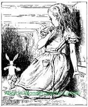Alice's Adventures in Wonderland, Illustrated ebook by Carroll,Lewis