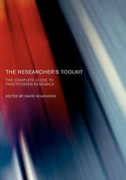 The Researcher's Toolkit ebook by Wilkinson, David