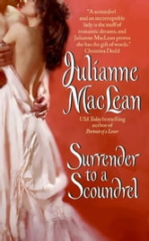 Surrender to a Scoundrel ebook by Julianne MacLean