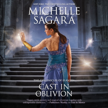 Cast in Oblivion audiobook by Michelle Sagara