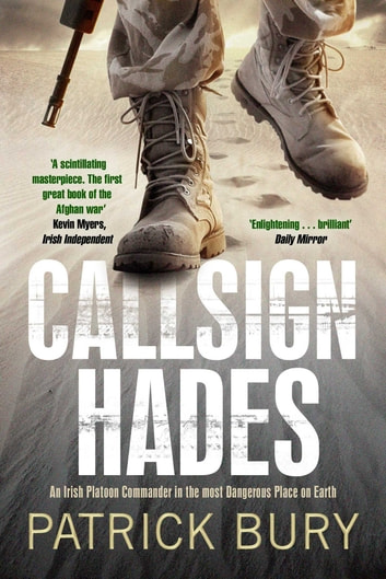 Callsign Hades ebook by Patrick Bury