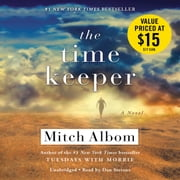 The Time Keeper audiobook by Mitch Albom