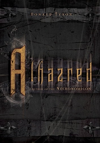 Alhazred - Author of the Necronomicon ebook by Donald Tyson