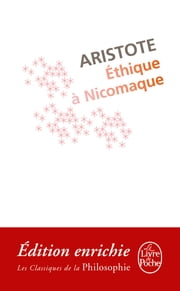 Ethique à Nicomaque ebook by Aristote