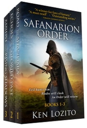 The Safanarion Order - Books 1 - 3 ebook by Ken Lozito