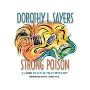 Strong Poison audiobook by Dorothy L. Sayers