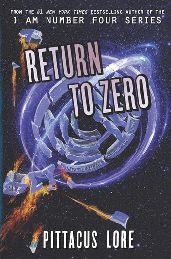 Return to Zero ebook by Pittacus Lore