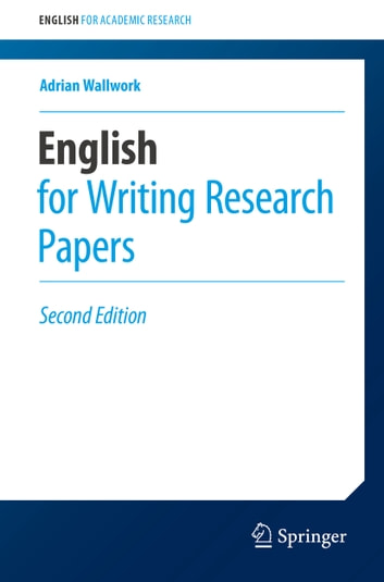 English for Writing Research Papers ebook by Adrian Wallwork