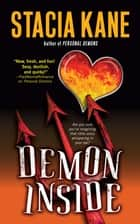 Demon Inside ebook by Stacia Kane