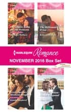 Harlequin Romance November 2016 Box Set - An Anthology 電子書 by Barbara Wallace, Kandy Shepherd, Rebecca Winters,...