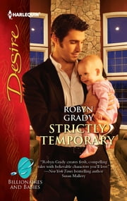 Strictly Temporary ebook by Robyn Grady