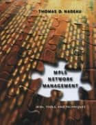 MPLS Network Management ebook by Thomas D. Nadeau