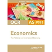 OCR Economics AS Student Unit Guides: Unit F582 New Edition The National and International Economy ebook by John Hearn