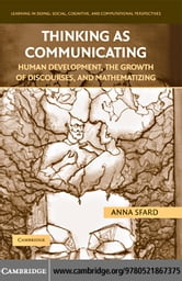 Thinking as Communicating ebook by Sfard,Anna