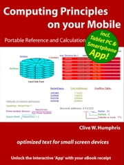 Computing Principles on your Mobile ebook by Clive W. Humphris