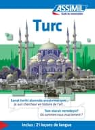 Turc - Guide de conversation ebook by Dominique Halbout