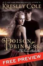 Poison Princess Free Preview Edition - (The First 17 Chapters) ebook by Kresley Cole