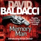 Memory Man audiobook by David Baldacci