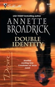 Double Identity ebook by Annette Broadrick