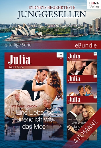 Sydneys begehrteste Junggesellen - 4-teilige Serie ebook by Joss Wood,Avril Tremayne,Stefanie London,Jennifer Rae