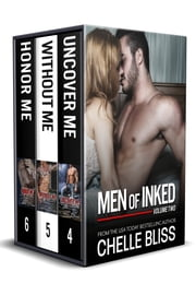 Men of Inked Books 4-6 ebook by Chelle Bliss