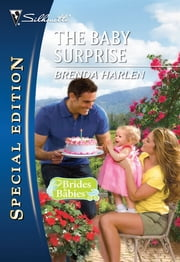 The Baby Surprise ebook by Brenda Harlen