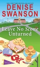 Leave No Scone Unturned eBook by Denise Swanson