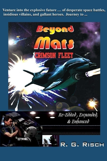 Beyond Mars Crimson Fleet ebook by RG Risch