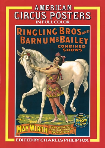 American Circus Posters ebook by