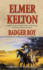 Badger Boy ebook by Elmer Kelton