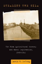 Stealing the Gila - The Pima Agricultural Economy and Water Deprivation, 1848-1921 ebook by David H. DeJong
